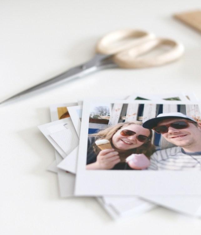 Photoloveprints, Fotowand