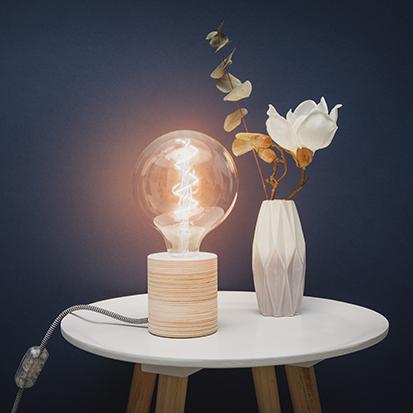 Lichtliebe Tischleuchte