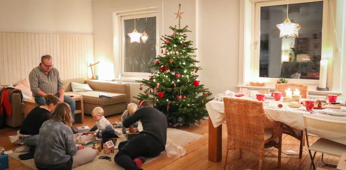 Heiligabend mit Kindern