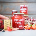Rezept // Erdbeermarmelade mit Tonkabohne