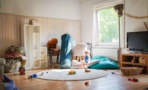 Umziehen und Ausmisten nach System. Wie ich das Chaos bei uns Zuhause angehe und es schaffe nicht unterzugehen jetzt auf dem Blog | Ichsowirso.de