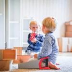 Umziehen // Wie können Kinder das begreifen