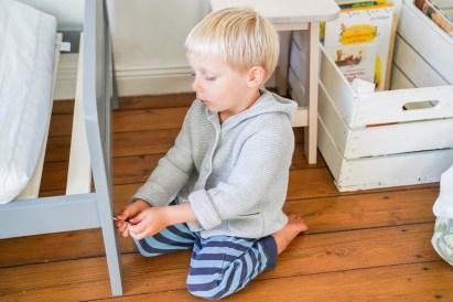 Ein gemeinsames Kinderzimmer oder lieber ein eigenes Zimmer für die Zwillinge? Auf dem Blog teile ich meine Gedanken dazu und zeige euch das neue Kinderzimmer.