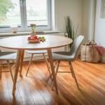 Neues Heim // Unsere Essecken und die Frage der Tische