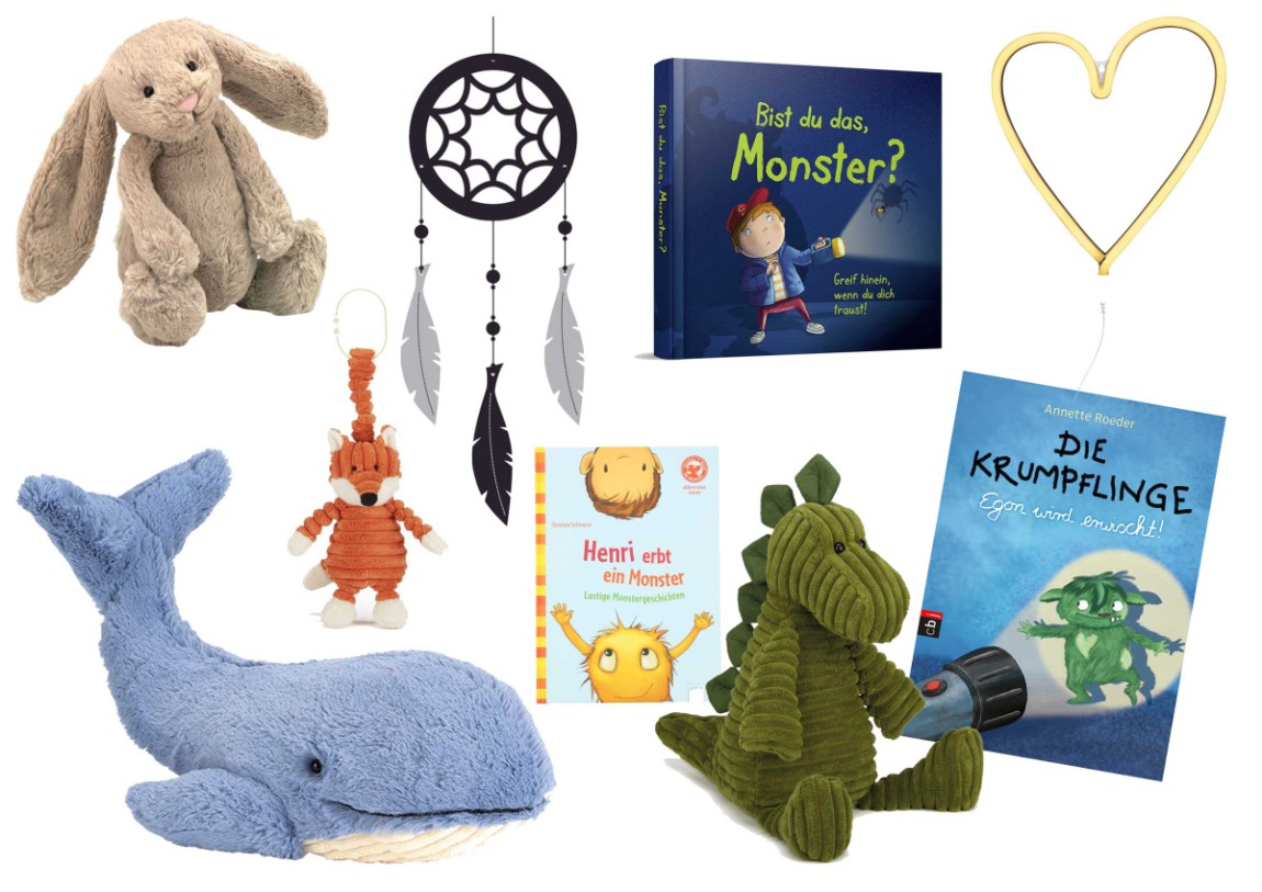 Angat vor Monstern ist bei Kleinkindern ganz normal, aber was können wir machen um es besser zu machen? Beschützer und unsere Tipps findet ihr jetzt auf dem Blog. | Ichsowirso.de