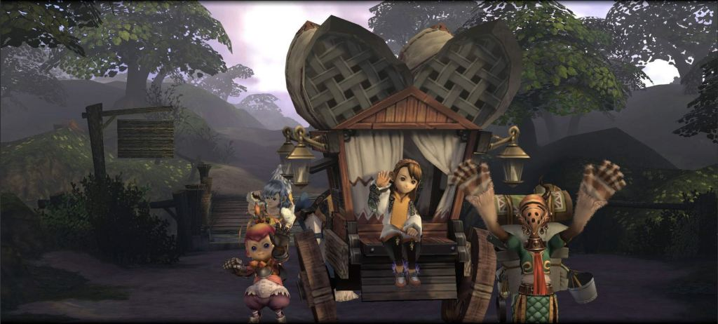 final fantasy crystal chronicles remastered release date