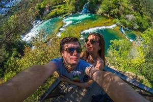 Croatie Krka Icietlabas Blog Voyage blogvoyage