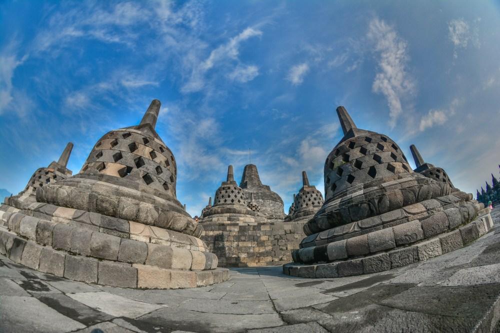 Borobudur Java Indonésie blog voyage icietlabas blogvoyage ici et là-bas www.icietlabas.fr