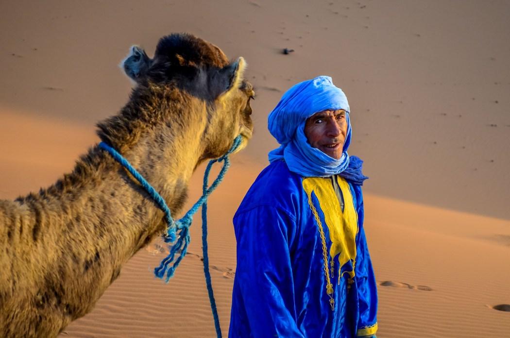 Maroc Sahara Mergouza désert icietlabas blogvoyage blog voyage