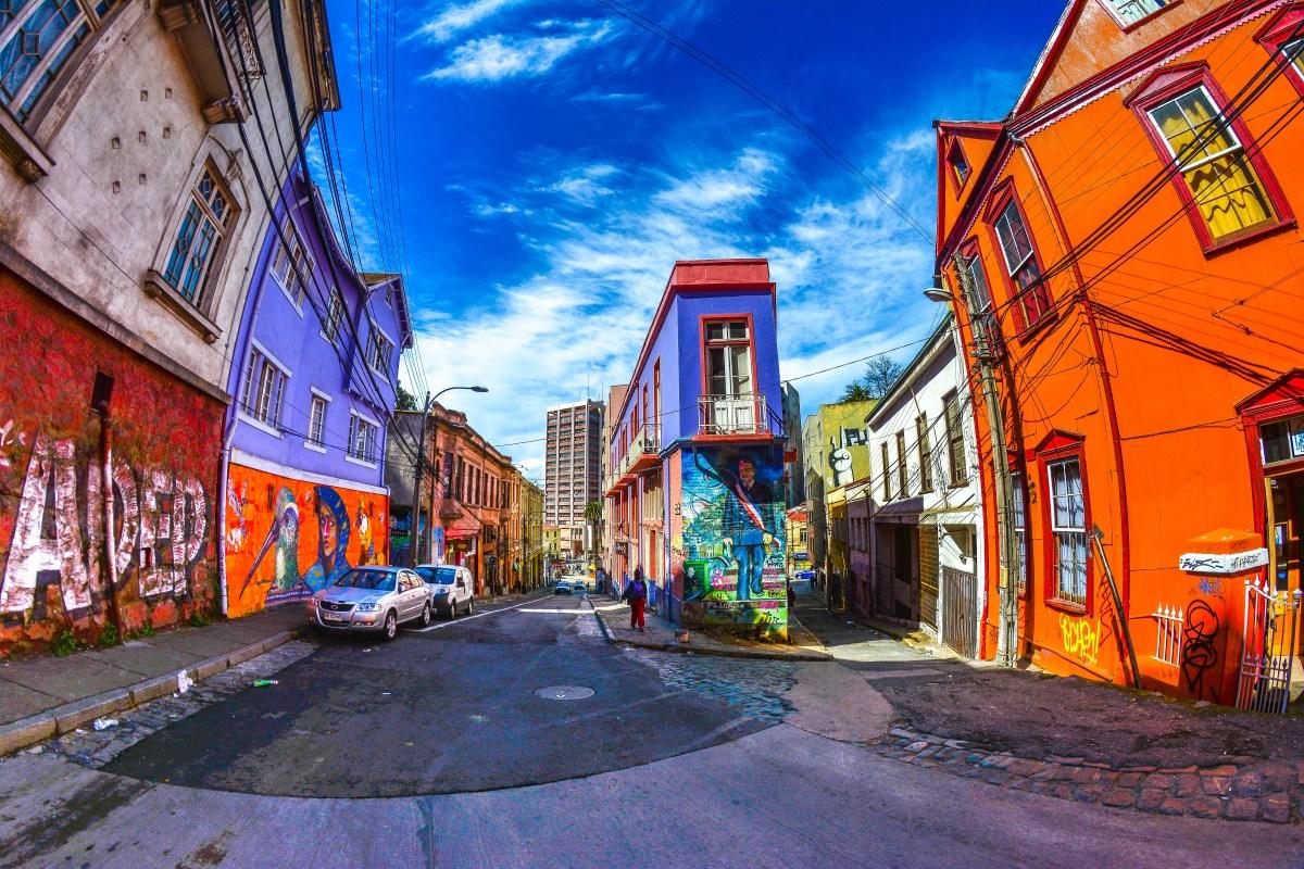 Valparaiso Amérique du sud chili chile icietlabas ici et là-bas blog voyage