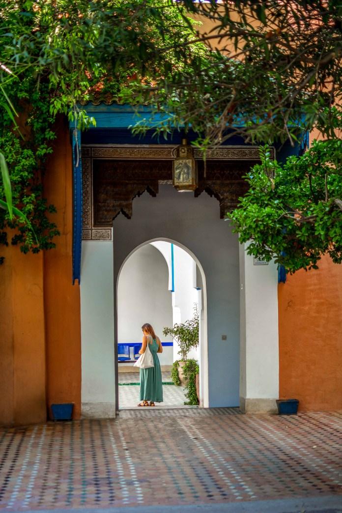 Palais Bahia Maroc Marrakech PalaisBahia QuefaireàMarrakech Blog voyage Blogvoyage icietlabas