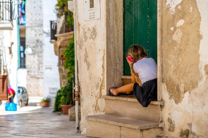 Polignano a mare italie voyage blog monopoli blog voyage icietlabas blogvoyage ici et là-bas www.icietlabas.fr