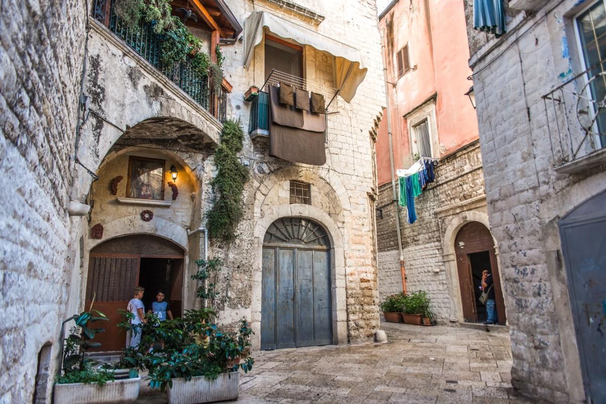 Bari pouilles Italie voyage blog voyage icietlabas blogvoyage ici et là-bas www.icietlabas.fr