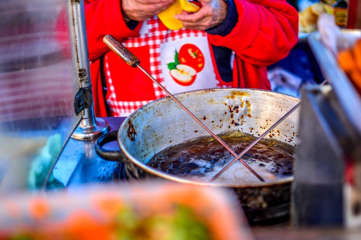 Voyage au Chili ! Le Marché Central ! Blog de voyage