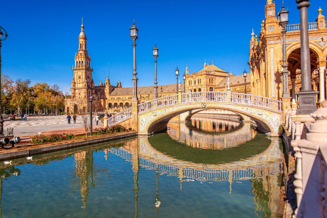 Séville Espagne Andalousie Blog Voyage