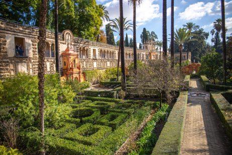 Le Real Alcazar Andalousie Blog Voyage