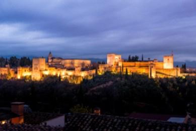 l'Alhambra Alhambra Grenade Andalousie Espagne Blog Voyage Icietlabas