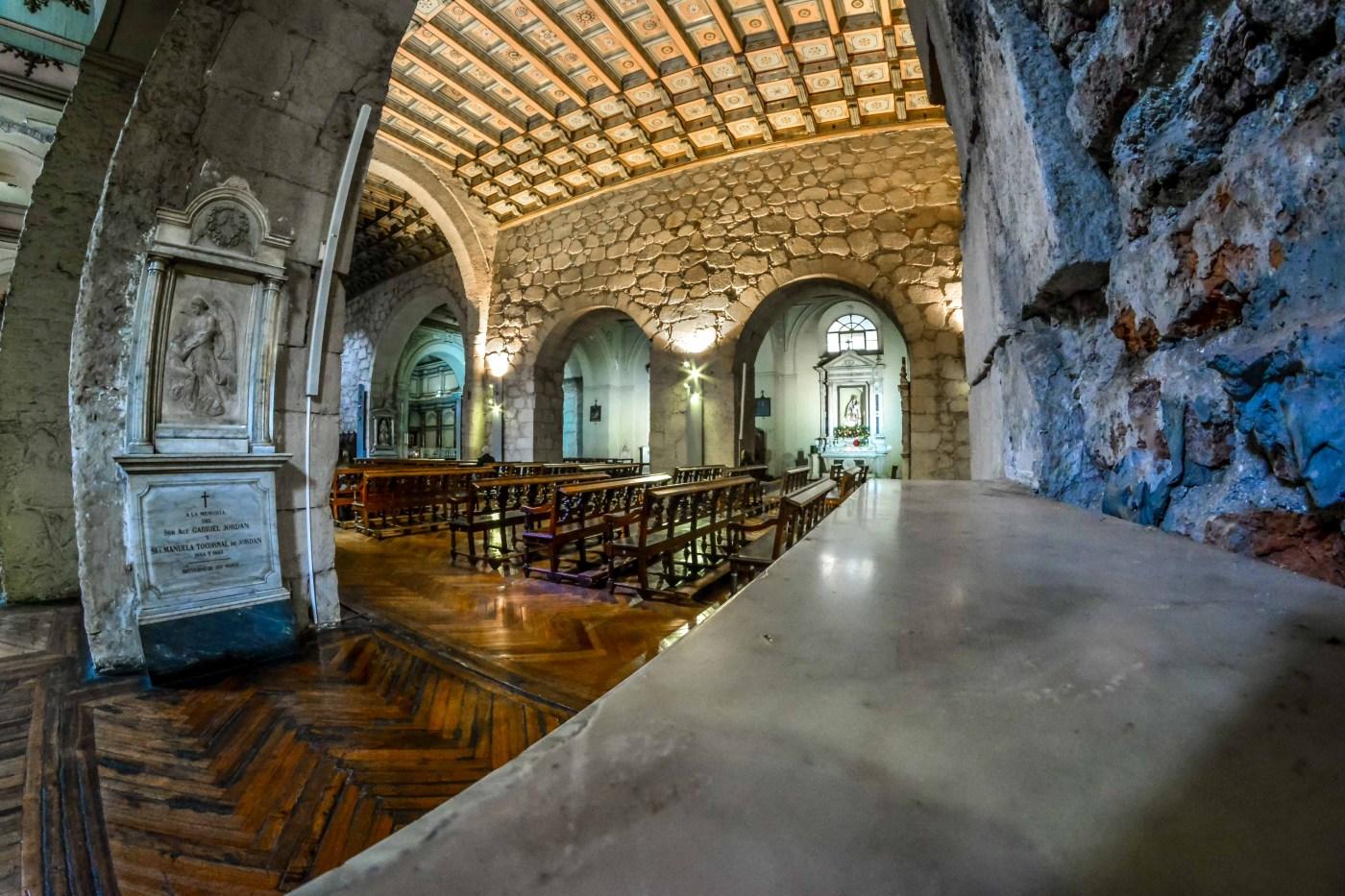 églises cathédrales sanctuaire basilique Santiago chili chile