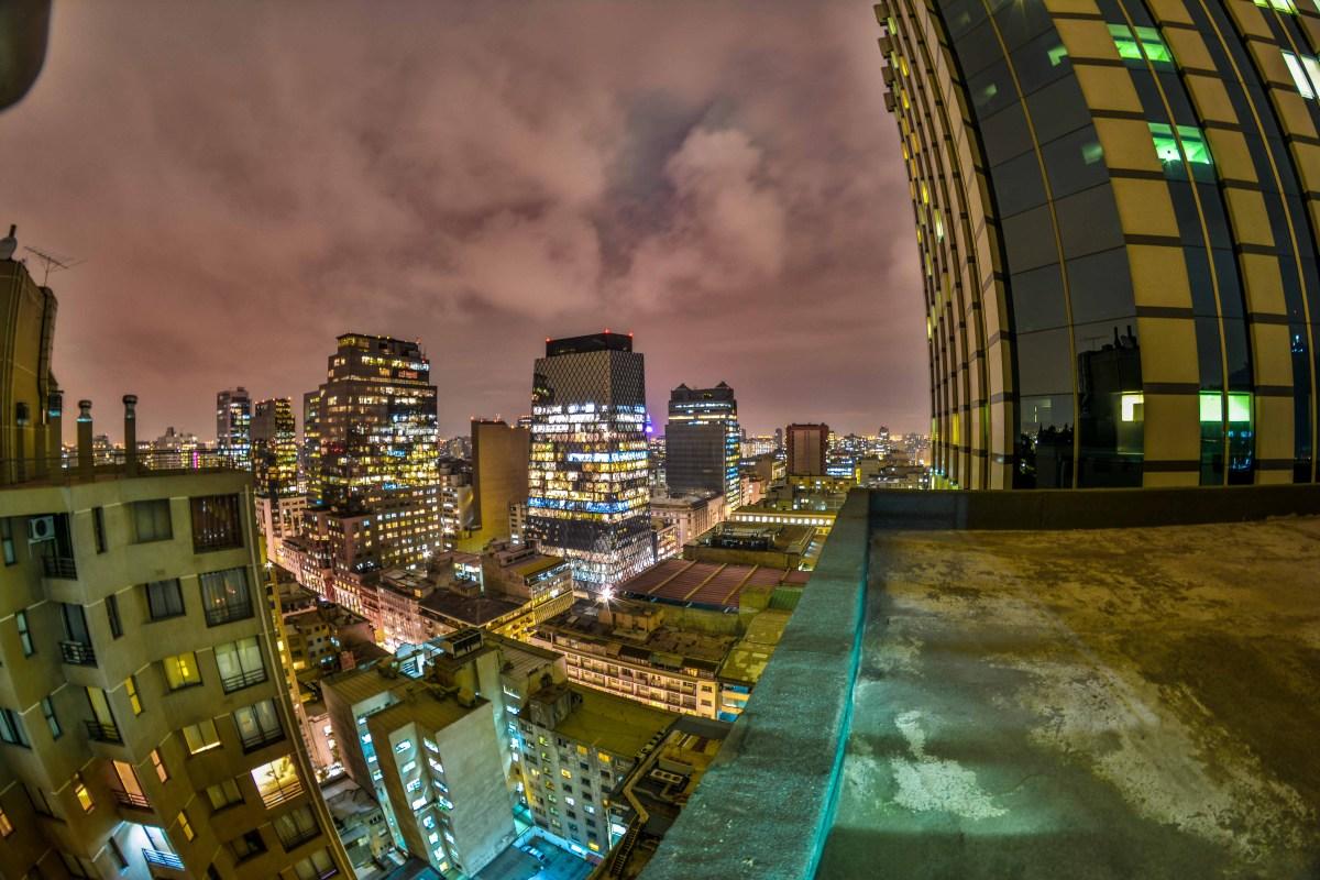Chili Chile Santiago choses à faire chosesàfaireàsantiago rooftop clinic chiensérrants blog voyage blogvoyage icietlabas