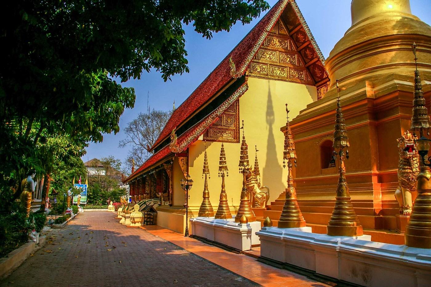 Temple voyage blog Thaïlande blog voyage trois semaines en thaïlande