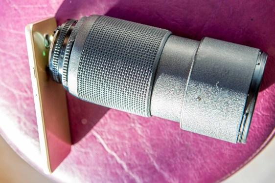 occasion objectif AF-D ED N 80-200 f/2.8