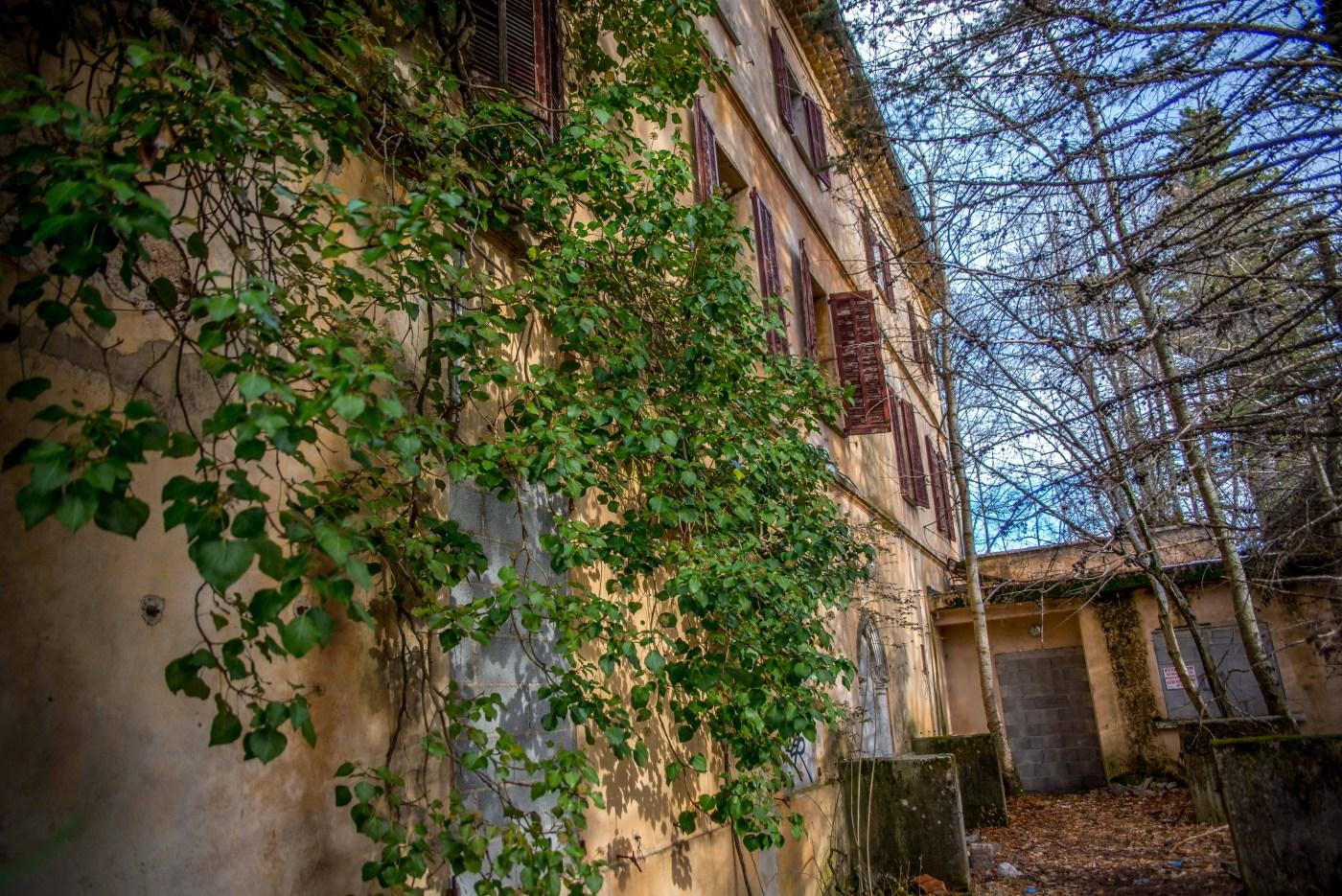 Urbex Hôpital Felix Zehetner Blog Provence Icietlabas