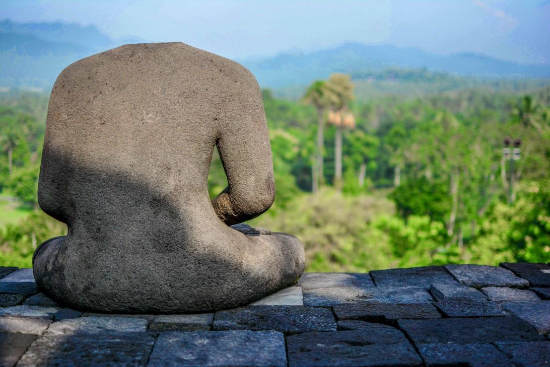 Borobudur Prambanan Indonésie java icietlabas temple blog voyage blogvoyage