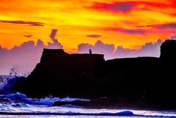 Coucher de soleil crépuscule bali indonésie kuta balian beach sanur blogvoyage blog voyage icietlabas sunset sunrise (5)