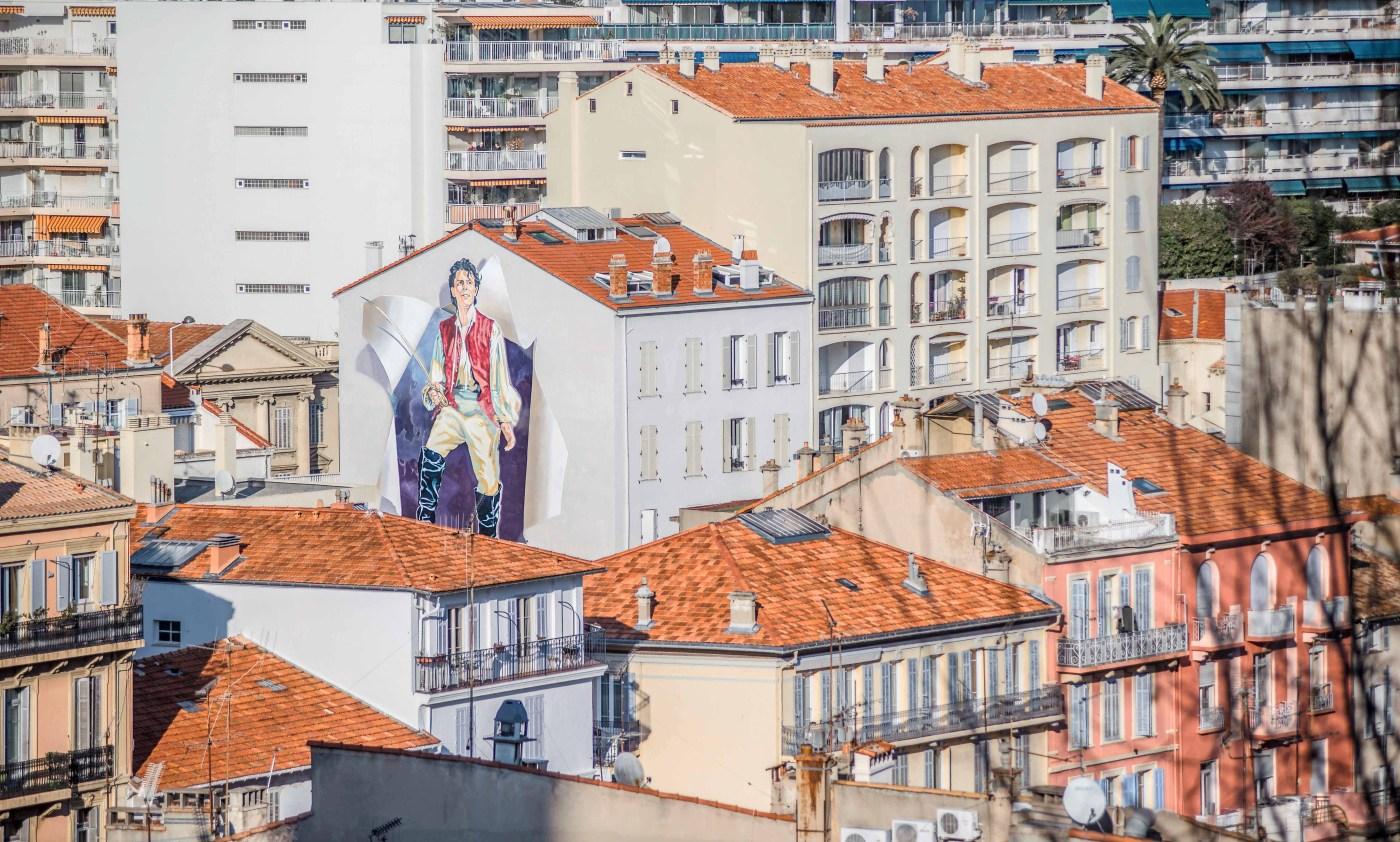 cannes streetart murales paca provences alpes cote d'azur urbanart blog blogvoyage icietlabas