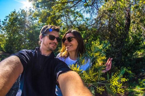 Fisheye selfies objectif matériel photo samyang 8mm tutoriel photo blog voyage blogvoyage icietlabas