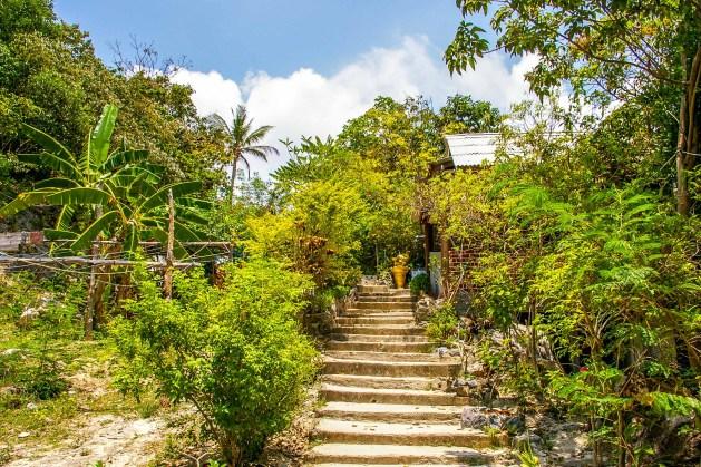 Koh Tao l'île aux tortues Thaïlande Blog voyage blogvoyage icietlabas
