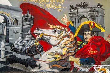 Milan streetart italie street art blog voyage blogoyage icietlabas
