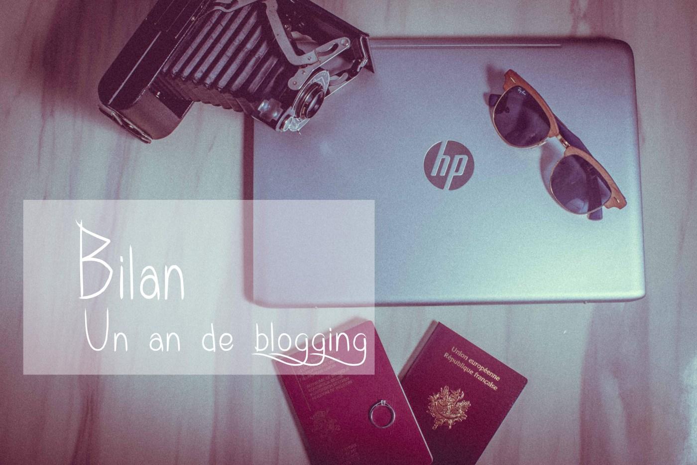 bilan un an de blogging blog voyage blogvoyage icietlabas