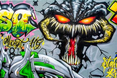 Street Art à Paris blog de voyage