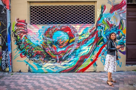 Marseille street art cours julien Paca Provence Alpes Côte D'Azur Blog Voyage Icietlabas