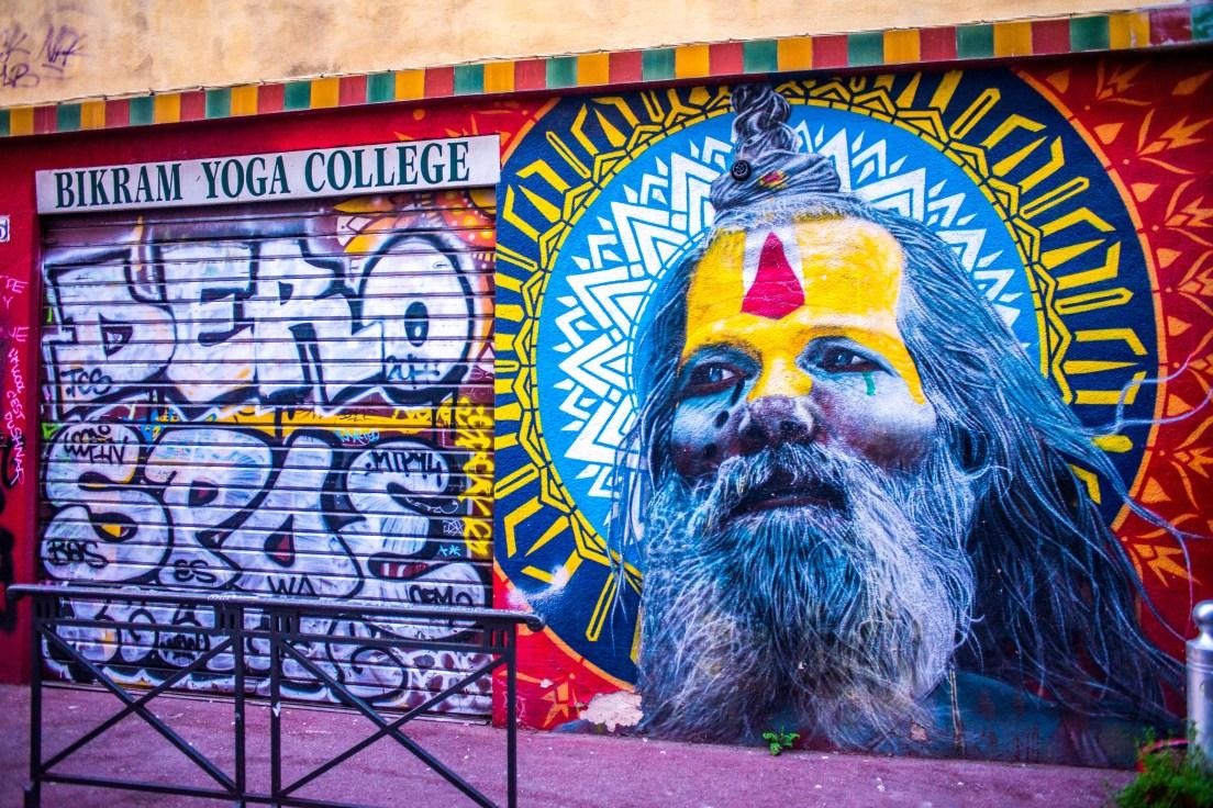 Marseille street art Paca Provence Alpes Côte D'Azur Blog Voyage Icietlabas