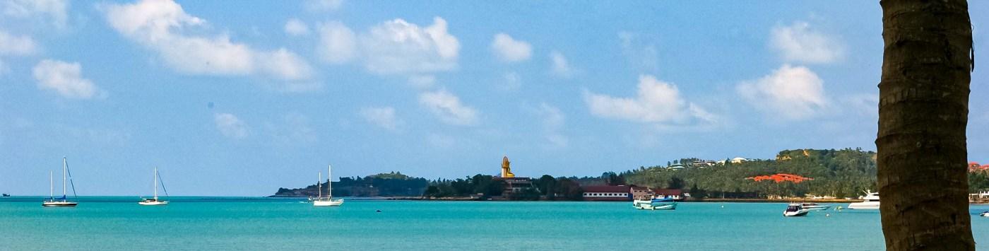 Big Buddha Trois Semaies en Thaïlande