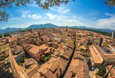 Lucca Lucques Italie Italia Toscane Blog Voyage icietlabas