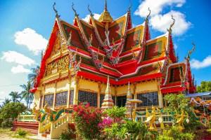 Trois semaines en Thaïlande blog voyage