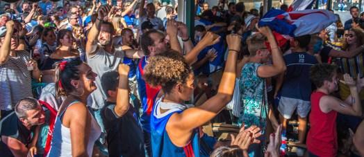 coupe du monde 2018 CDM2018 france croatie Antibes blog voyage icietlabas-23