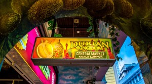 Durian Malaisie Asie Sud-Est Fruit qui pue King of Fruit blog voyage icietlabas