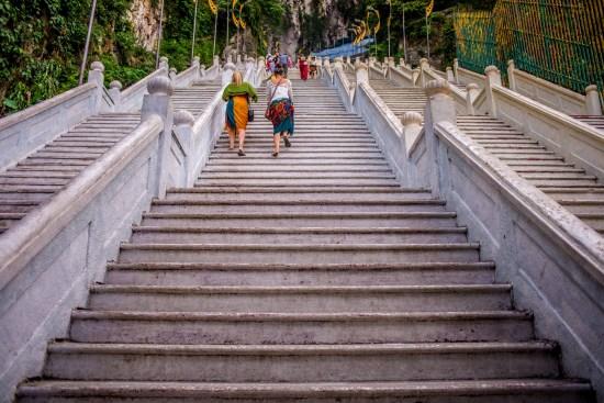 Batu Caves Temple Cave Malaisie Kuala Lumpur Blog Voyage Icietlabas