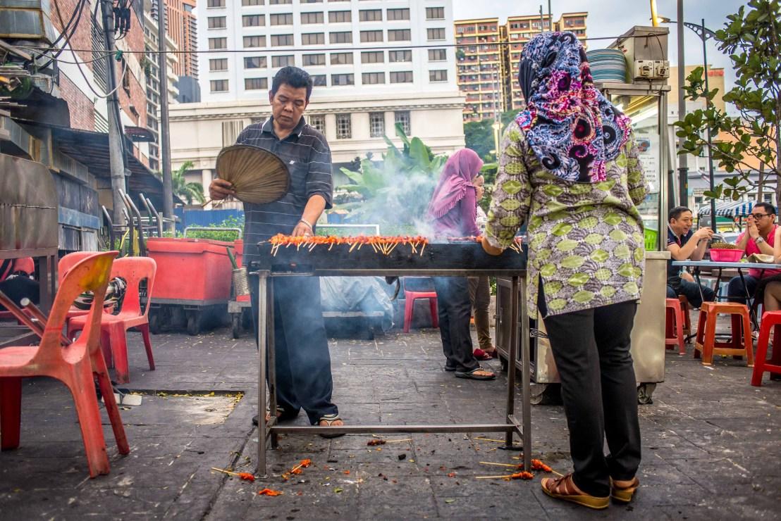 Kuala Lumpur Food Nouriture Ou manger Malaisie blog voyage icietlabas