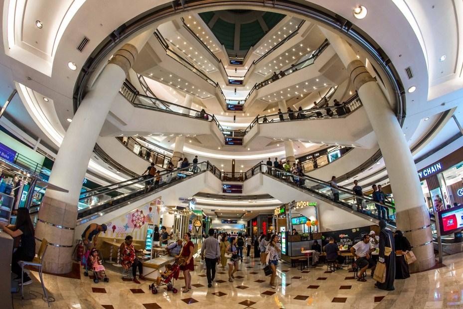 Kuala Lumpur KLCC Malaisie blog voyage icietlabas
