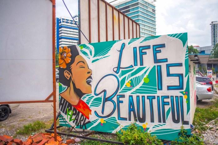 Kuala Lumpur streetart Malaisie blog voyage icietlabas-12