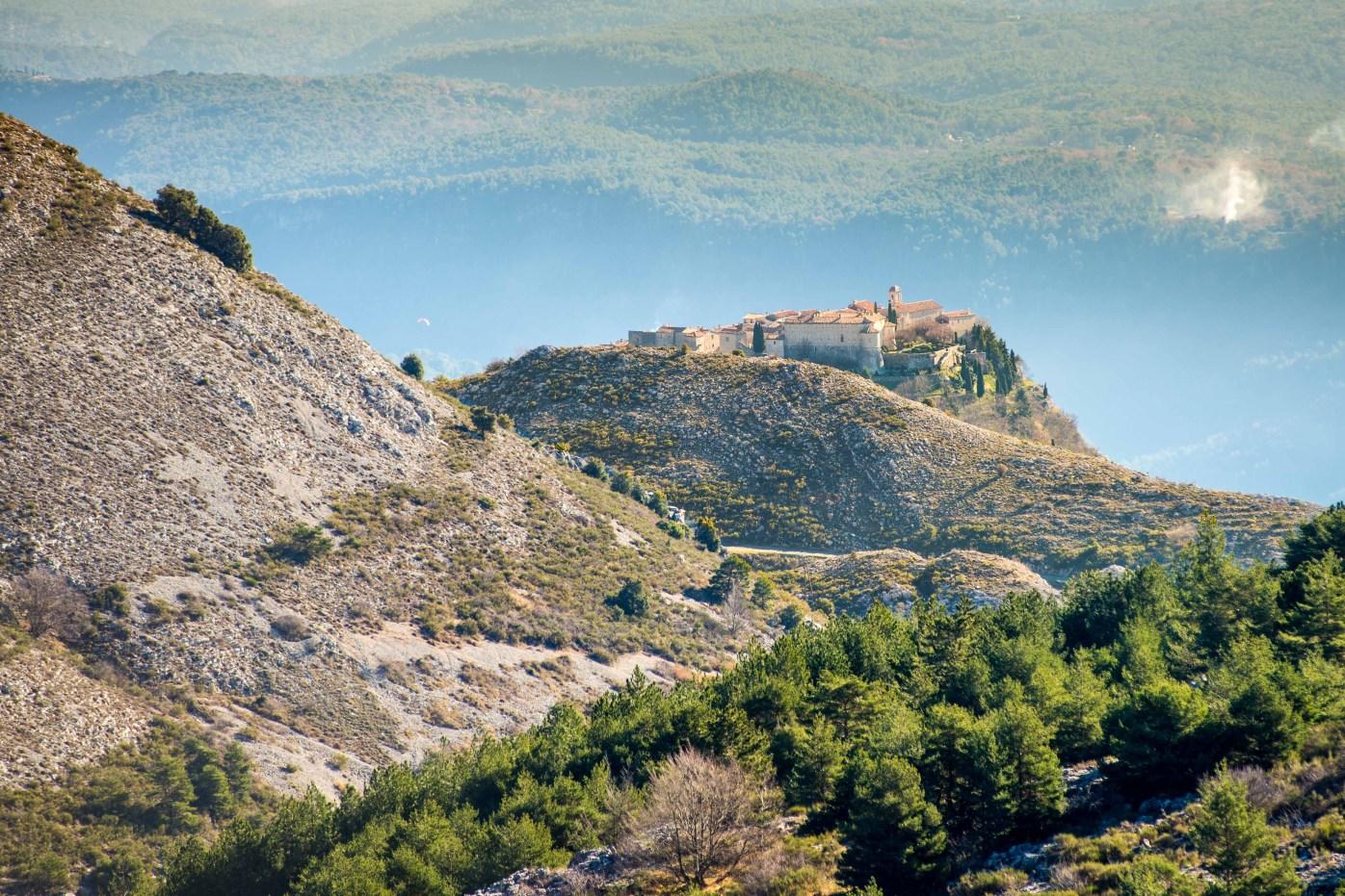 Calern Randonnée Caussols provence alpes cote d'azur paca blog voyage icietlabas-5