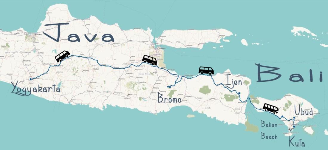 Deux semaines en Indonésie Asie Java Bali Blog Voyage Icietlabas