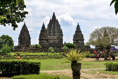 Prambanan Yogyakarta Indonésie Java Blogvoyage Icietlabas-