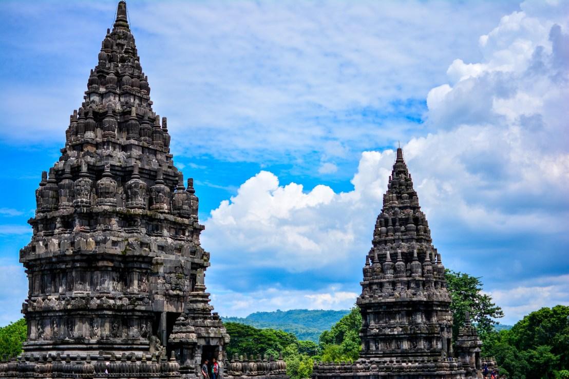 Prambanan Yogyakarta Indonésie Java Blogvoyage Icietlabas