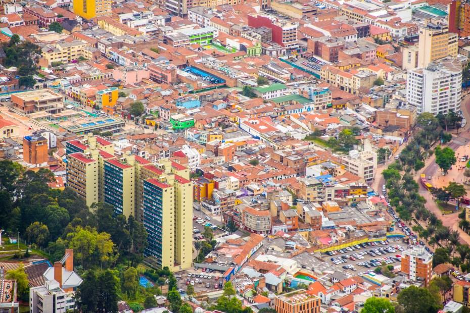 Bogotá Colombie Amérique du Sud Blog Voyage Icietlabas